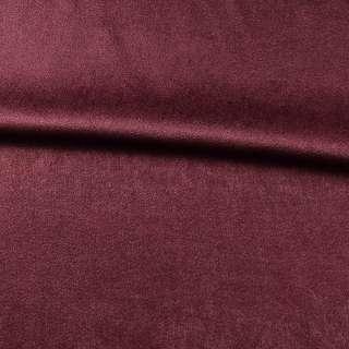 Софт зернистый с блеском бордовый, ш.280