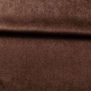Софт зернистый с блеском коричневый темный ш.280