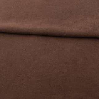 Софт портьерный коричневый ш.280