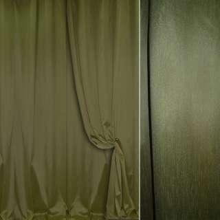шелк порт. (иск) темно-зеленый ш.280 см.