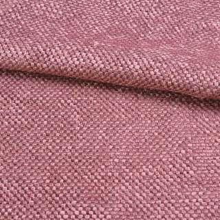 Рогожка шенилловая блекаут розовая пурпурная темная ш.280