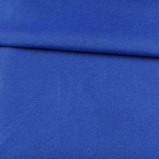 Рогожка синяя ультра дублированная (на войлочной основе), ш.150