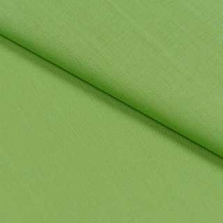 Бязь зеленая гладкокрашеная, ш.220