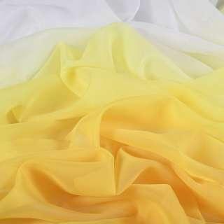 Вуаль карнавал желтая темная ш.285
