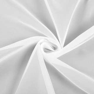 Вуаль белая, с утяжелителем, ш.260