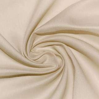 Лен облегченный для штор песочный, ш.145