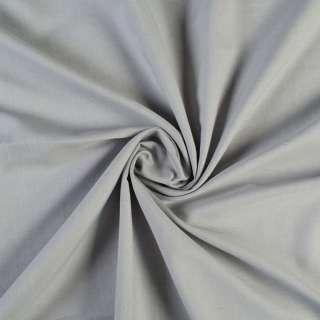Лен облегченный для штор серый светлый, ш.150