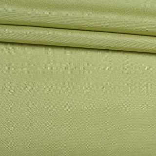 Ткань интерьерная универсальная салатовая ш.140