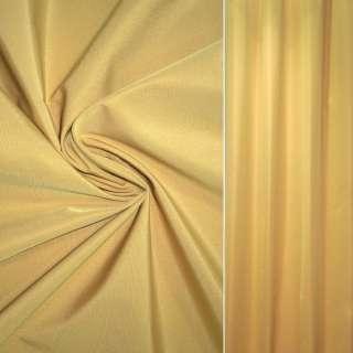 ДЕКО тафта золотисто-серая  ш.144