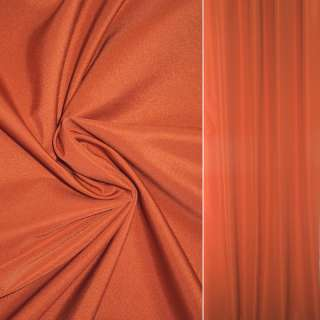 ДЕКО тафта красно-оранжевая  ш.145