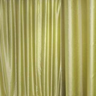 Шелк бежево-желтый ш.340