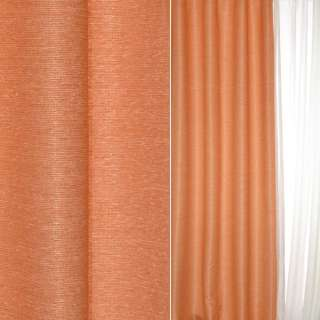 Шенилл оранжево-бежевый  ш.150