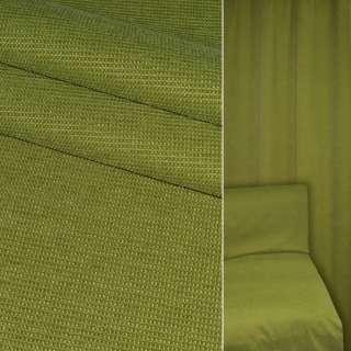 Шенилл вискозный зеленый ш.140