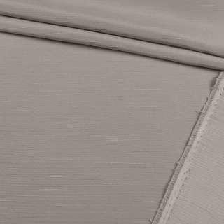 Ультра портьерная серая в структурные штрихи, ш.150