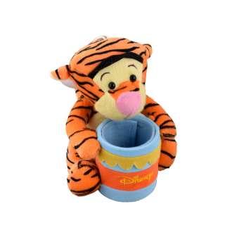 Мягкая игрушка подставка стаканчик 7,5х6,5х6,5 см Тигра 17 см на присоске