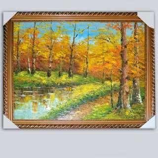 картина рисованная, 50х60