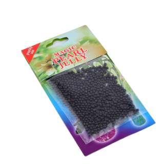 гелевые шарики для дизайна черные