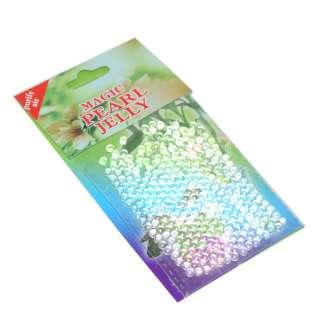 Гидрогель декоративный прозрачный уп 540 шт
