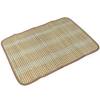 подставка прямоугольная соломенная 30х45