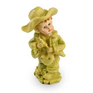 Сувенир Мальчик, Девочка зеленый