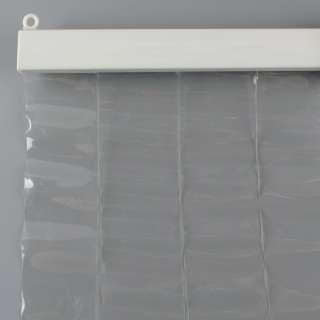 Дверная шторка силиконовая 0,2мм 90х198 см прозрачная