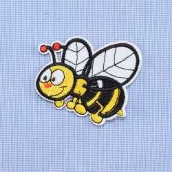 Термоаппликация Пчелка 65х30мм