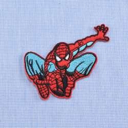 Термоаппликация Человек паук 73х60мм