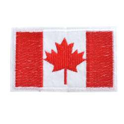 Термоаппликация Флаг Канады 90х60мм