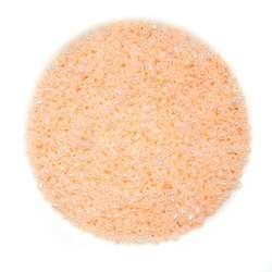Бисер оранжево-розовый