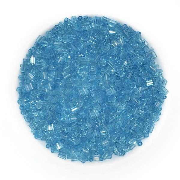 Бисер светло-синий