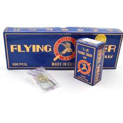 Иглы для швейных бытовых машин №75 Flying Tiger HA*1 набор 10 игл