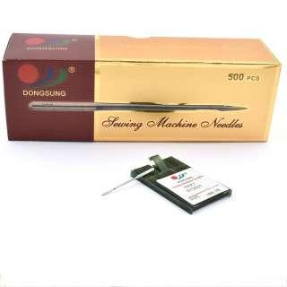 Иглы для швейных бытовых машин №100 DS HA*1 SY 2031 Dongsung набор 10 игл