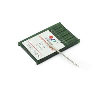 Иглы для швейных бытовых машин №110 DS HA*1 SY 2031 Dongsung набор 10 игл