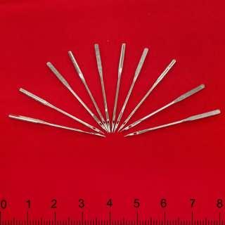 Иглы для швейных бытовых машин №110 набор 10 игл
