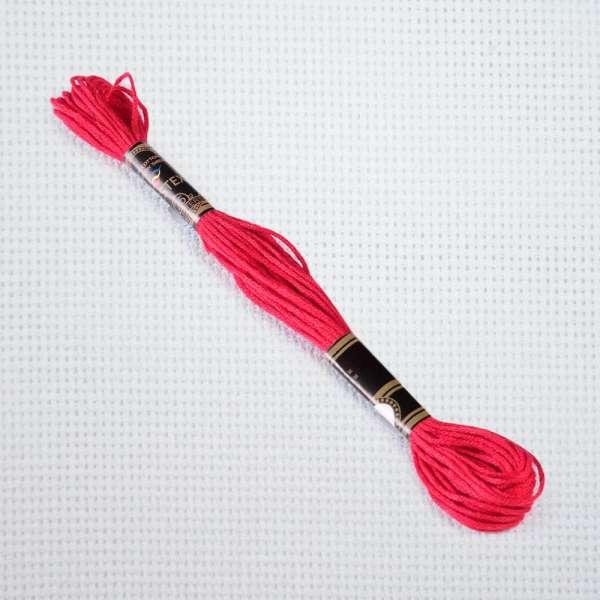 Мулине Bestex 150 8м, Пыльная роза, очень тёмный