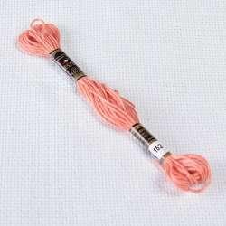 Мулине Bestex 152 8м, Розовых ракушек, средний светлый