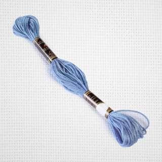 Мулине Bestex 156 8м, Сине-фиолетовый, средний светлый