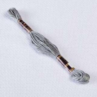 Мулине Bestex 169 8м, Оловянный, светлый