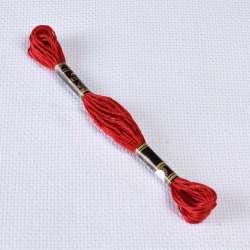 Мулине Bestex 221 8м, Розовых ракушек, очень тёмный
