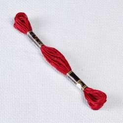 Мулине Bestex 304 8м, Рождественский красный, средний