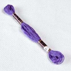 Мулине Bestex 333 8м, Сине-фиолетовый, очень тёмный
