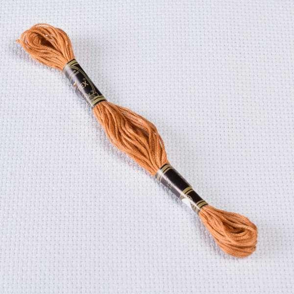 Мулине Bestex 435 8м, Коричневый, очень светлый