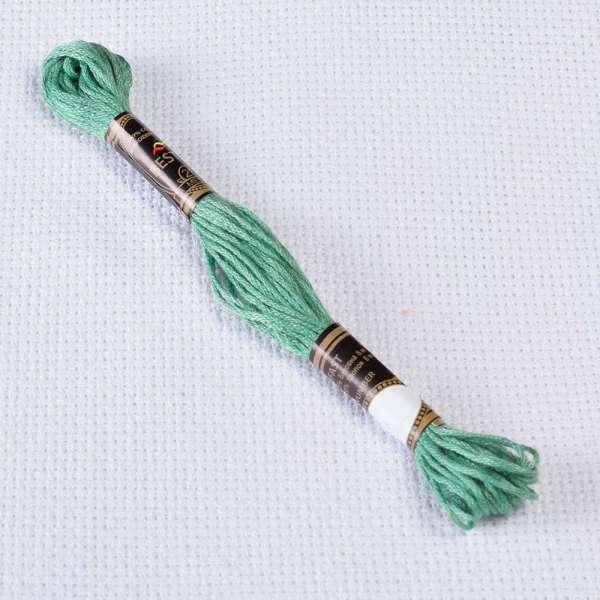 Мулине Bestex 503 8м, Сине-зеленый, средний