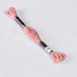 Мулине Bestex 778 8м, Античный розовато-лиловый, очень светлый