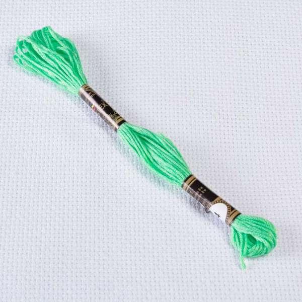 Мулине Bestex 954 8м, Мутно-зеленый