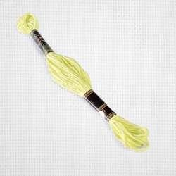 Мулине Bestex 3078 8м, Желтый