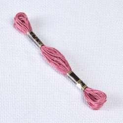 Мулине Bestex 3688 8м, Розовато-лиловый, средний