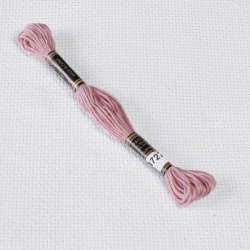 Мулине Bestex 3727 8м, Античный розовато-лиловый, светлый