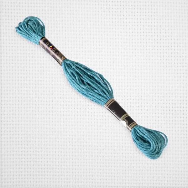 Мулине Bestex 3810 8м, Бирюзовый, тёмный