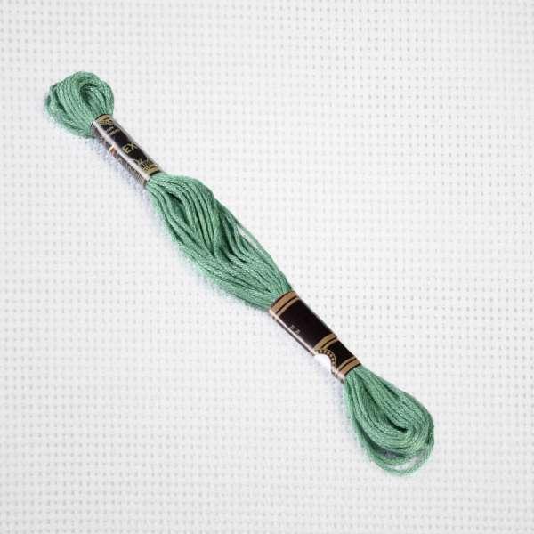 Мулине Bestex 3816 8м, Серовато-зеленый
